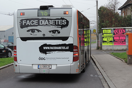 face diabetes in linz